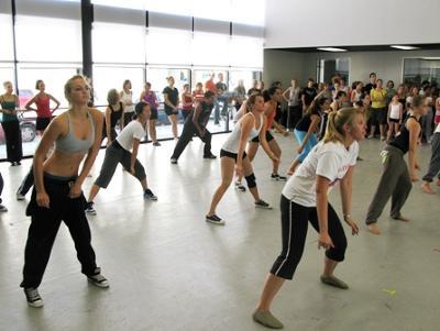 Dance college courses list